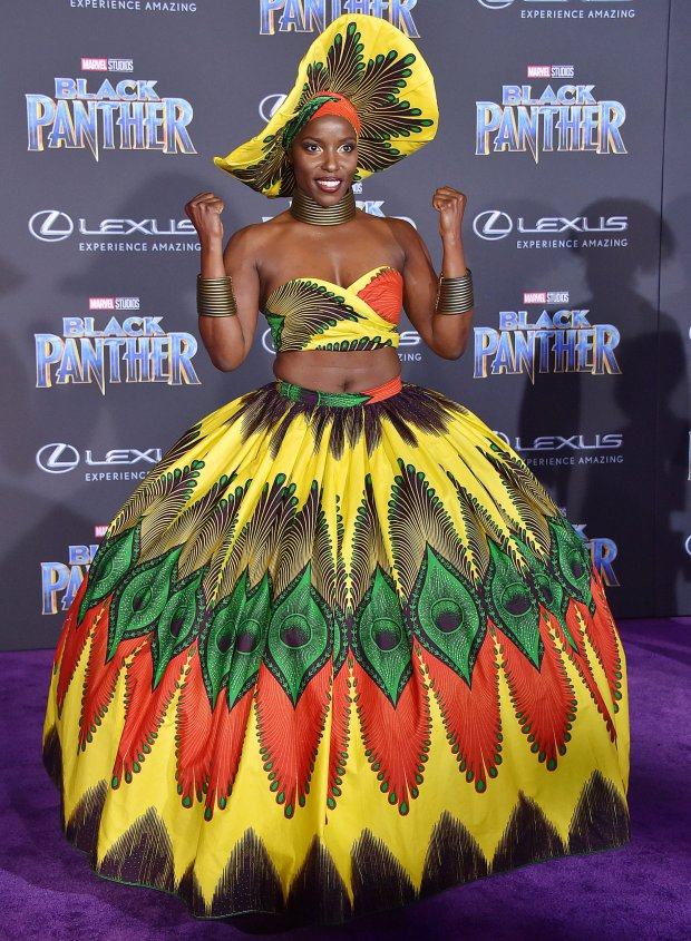 'Black Panther' World Premiere